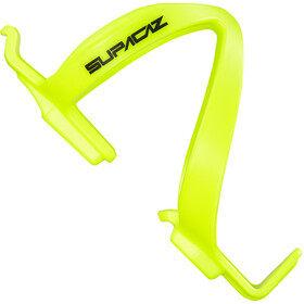 Supacaz Fly Cage Bottle Holder Polycarbonat neon yellow